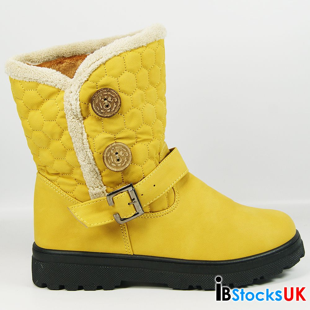Ladies Snow Boots Size 5   Santa Barbara Institute for