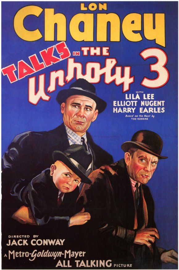 1990891020a Jack Conway   The Unholy Three (1930)