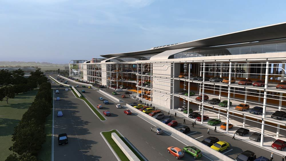 The Largest Car Dealership Of The World Planned To Be