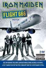 Iron Maiden Flight 666 The Concert (720p)