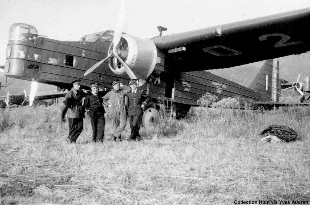 Бомбардировщики второй мировой войны видео
