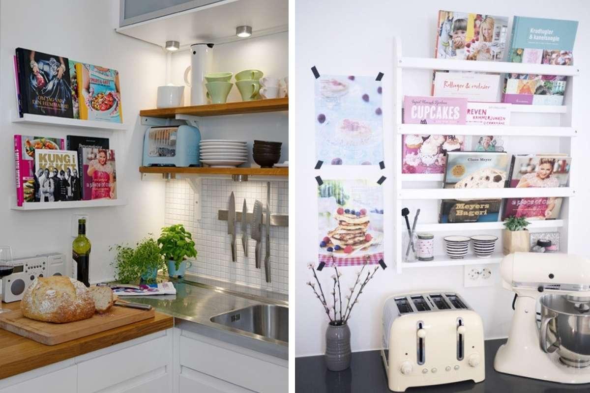 POMYSŁ NA ; KSIAZKI KUCHARSKIE ~ WNETRZARSKI -> Obrazy Kuchni Ikea
