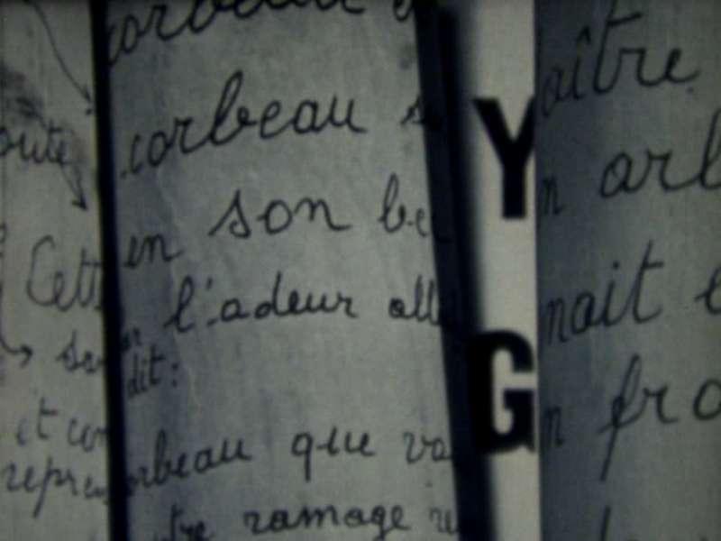 vlcsnap2720643je4 Marcel Broodthaers   Le corbeau et le renard (1967)