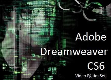Adobe Dreamweaver CS6 Görsel Eğitim Seti - Tek Link indir
