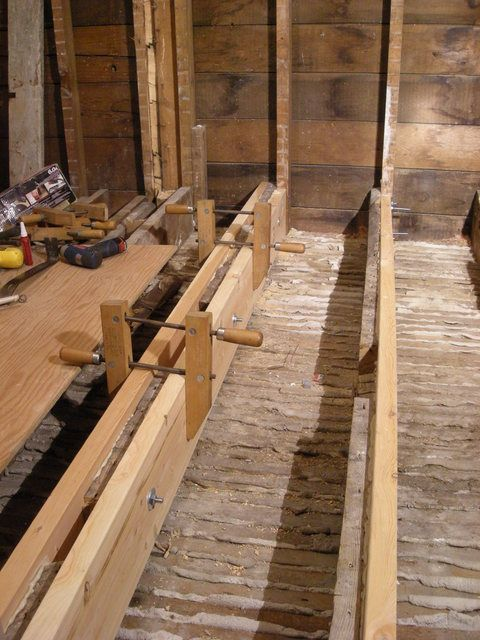 Ohw View Topic Sistering Joists Fastener Help Needed
